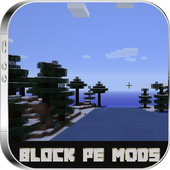 Block PE Mods For MC icon