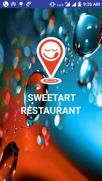 Restaurant Sweetart apk screenshot