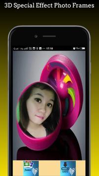3D Special Effect Photo Frames screenshot 2