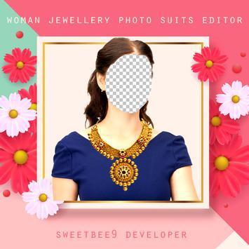 Woman Jewelry Photo Suits 2018 screenshot 1