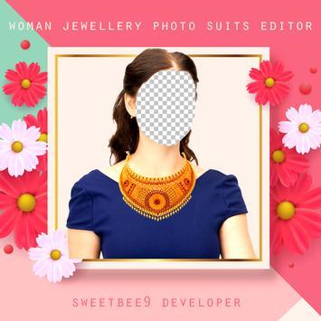 Woman Jewelry Photo Suits 2018 screenshot 2