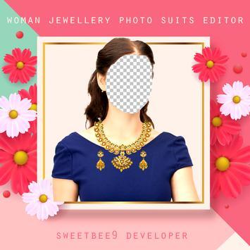 Woman Jewelry Photo Suits 2018 screenshot 3