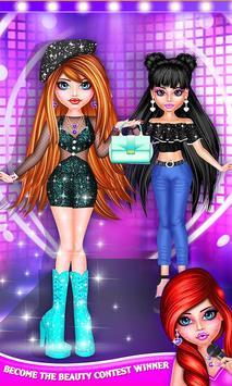 BFF Dolls : Beauty Contest Fashion Salon screenshot 19