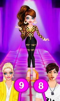 BFF Dolls : Beauty Contest Fashion Salon screenshot 23