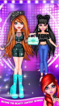 BFF Dolls : Beauty Contest Fashion Salon screenshot 3