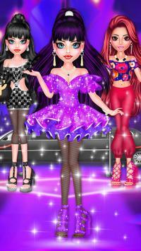 BFF Dolls : Beauty Contest Fashion Salon screenshot 5