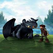 How to Train Your Dragon 2 Lock Screen icon