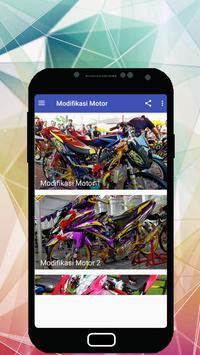 Modifikasi Motor Best screenshot 2