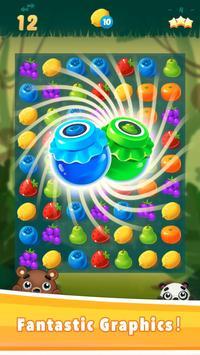Sweet Fruit Candy captura de pantalla de la apk