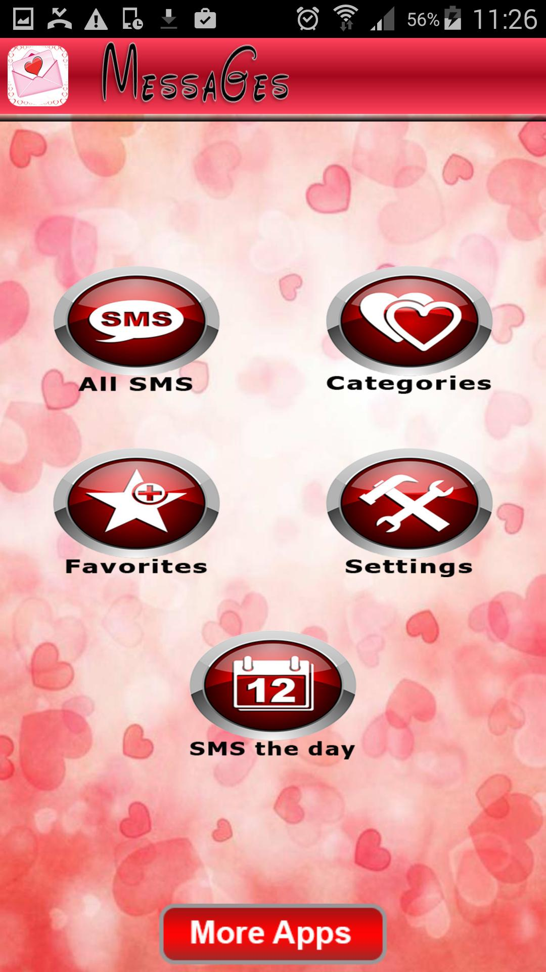 love sms app for java mobile