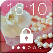 Pearl Jewerly Password Lock icon
