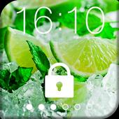 Ice Mojito HD Free Lock Screen icon