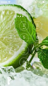 Ice Mojito HD Free Lock Screen apk screenshot