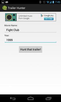 SL Trailer Hunter apk screenshot