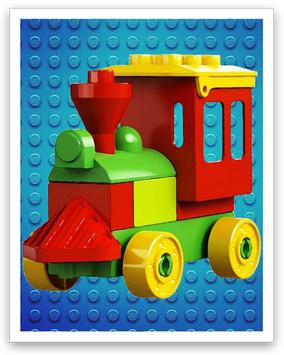 Train Toys Collection poster
