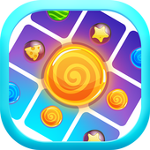 Happy Sweetmeat - Match 3 icon