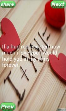 Love Sweet Quotations apk screenshot