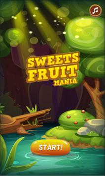 Sweets Fruit Mania screenshot 1