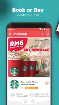 SweetSpot Mobile apk screenshot