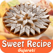 Sweets Recipes in Gujarati icon