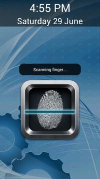Biometric Lock Simulator:Prank apk screenshot