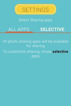 Social Selfie Post : Quick DP screenshot 1