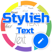 Stylish Text icon