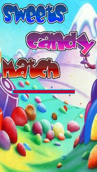 Sweets Candy Match poster