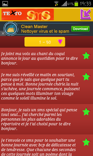 Mots Damour Apk 10 Download For Android Download Mots D