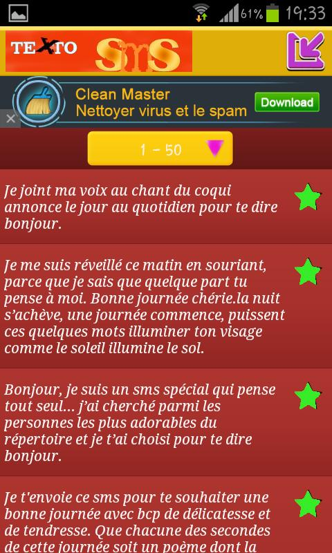 Mots Damour For Android Apk Download