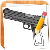 How to Draw Weapons icon