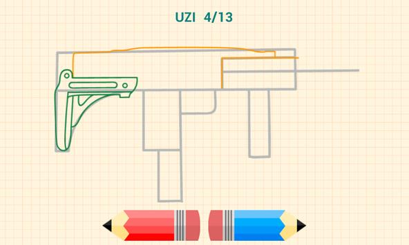 How to Draw Weapons 截图 2