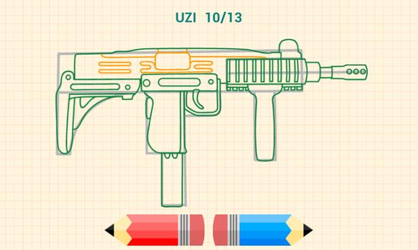 How to Draw Weapons 截图 4
