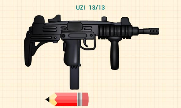 How to Draw Weapons 截图 5