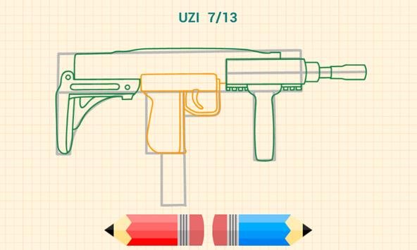 How to Draw Weapons 截图 9