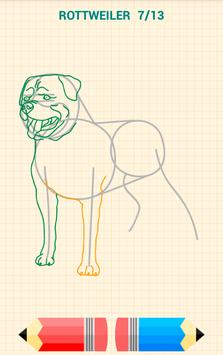 How to Draw Dogs screenshot 15