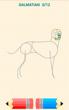 How to Draw Dogs screenshot 8