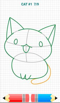 How to Draw Kawaii Drawings screenshot 10