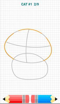 How to Draw Kawaii Drawings screenshot 8