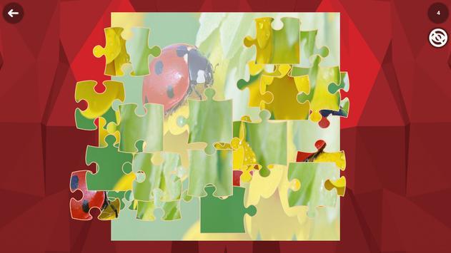 Ladybug HD Jigsaw Puzzle screenshot 4