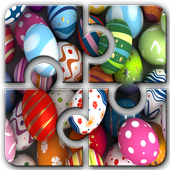 Easter Egg HD Jigsaw Puzzle Free icon
