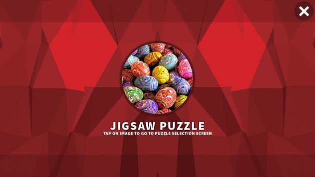 Easter Egg HD Jigsaw Puzzle Free poster