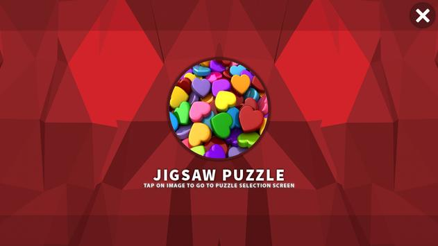 Candy HD Jigsaw Puzzle Free poster
