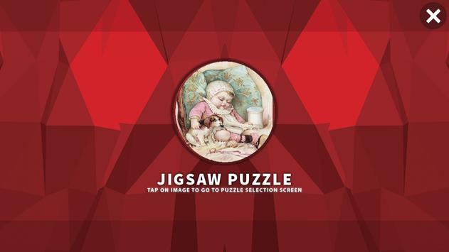 Kids Postcard HD Jigsaw Puzzle Free poster