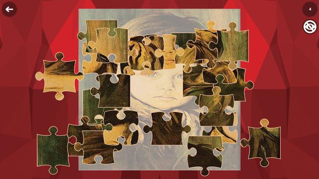 Kids Postcard HD Jigsaw Puzzle Free screenshot 9