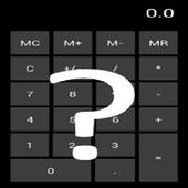 Fake Calculator icon