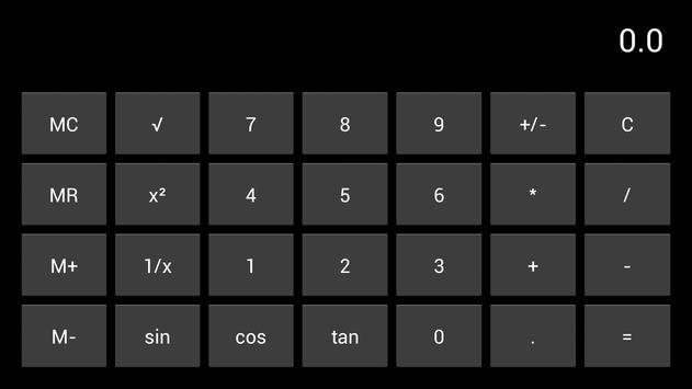 Fake Calculator apk screenshot