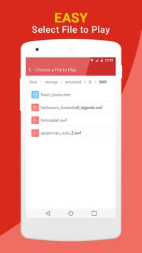 Flash Video Player apk screenshot