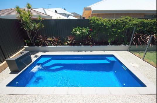 Swimming Pool Design apk screenshot
