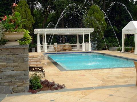 Swimming Pool Design Ideas apk screenshot